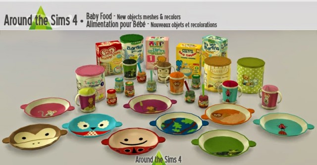 Baby Food by Sandy