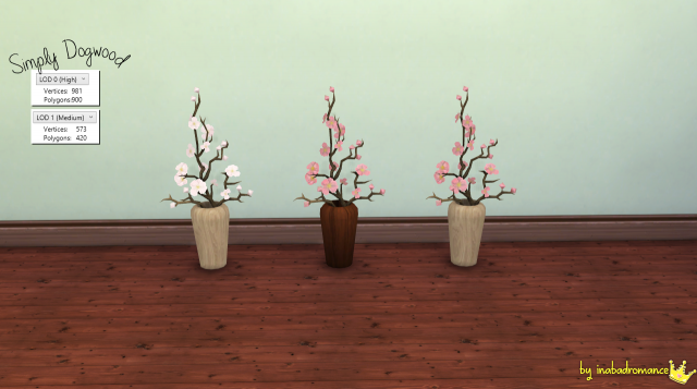TS3 Plants Conversions by Inabadromance