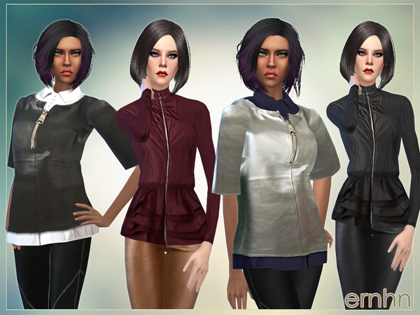 Female Outerwear Set by ernhn