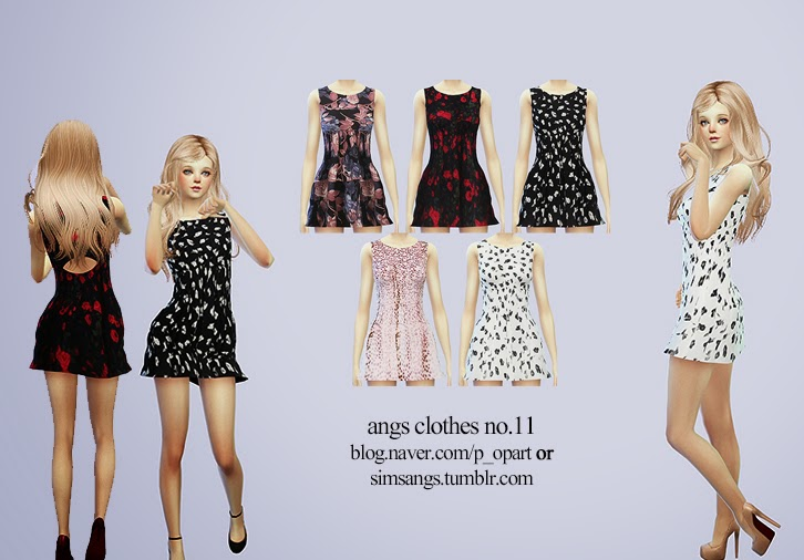 Dresses by Angs