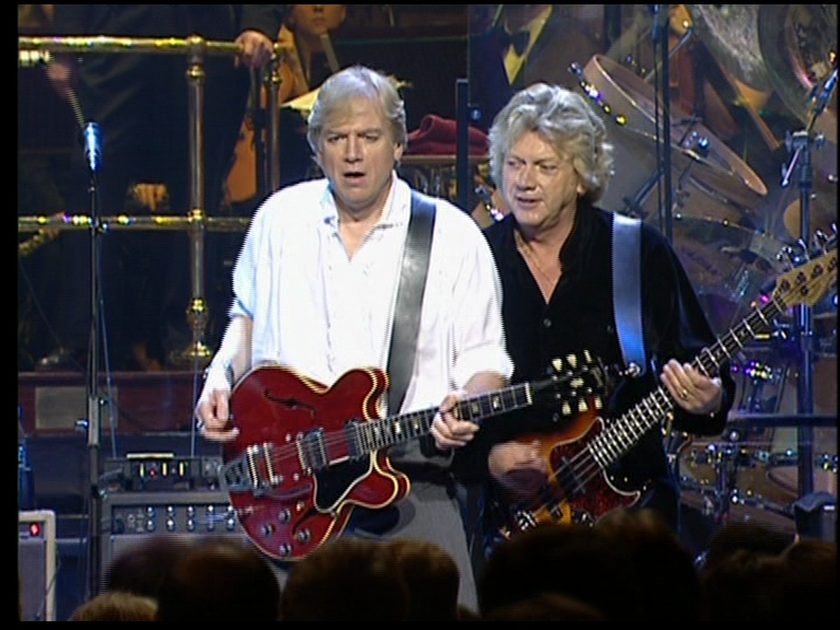 The Moody Blues - Hall of Fame: Live from the Royal Albert Hall / 2002 / БП / DVD-9