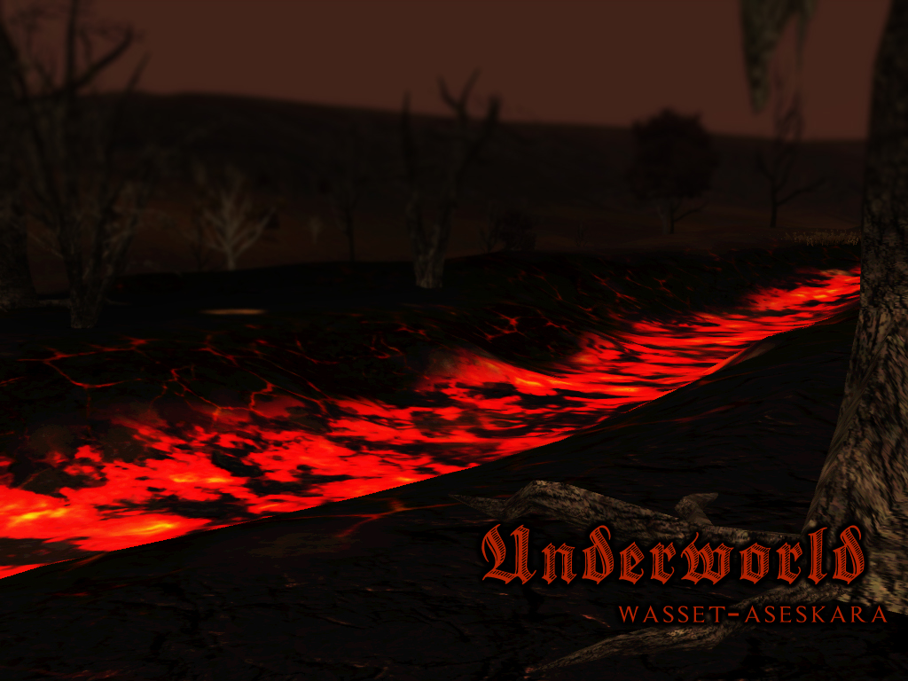 UNDERWORLD - Terrain Pack by wasset-aseskara