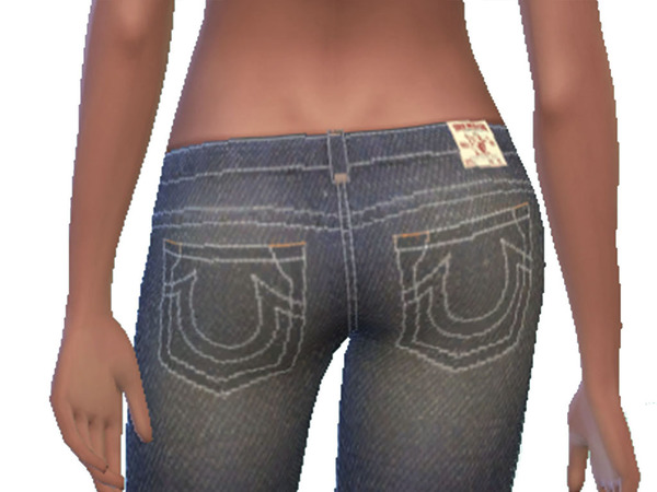 True Religion Skinny Jeans by jshirle