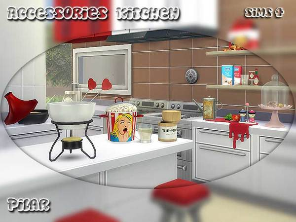 Accessories Kitchen by Pilar