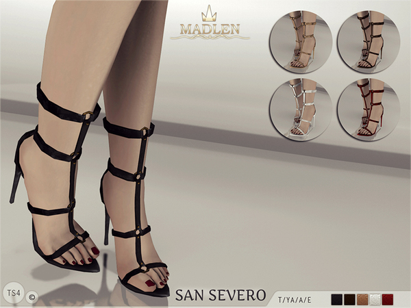 Madlen San Severo Shoes by MJ95
