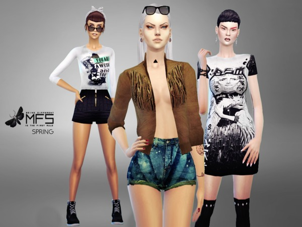 MFS Spring Collection by MissFortune