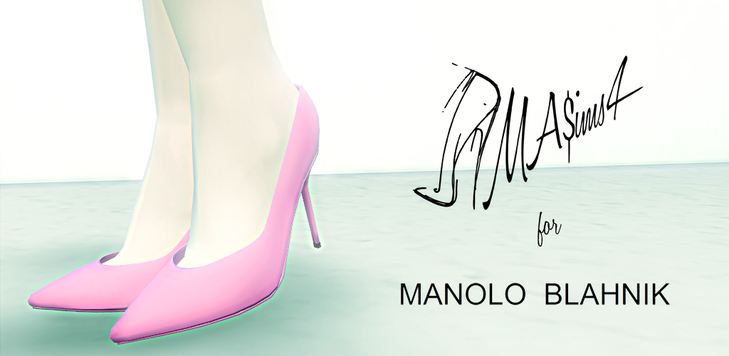 Manolo Blahnik Stiletto Pumps by MrAntonieddu