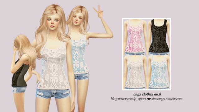 Clothes no.8_Female by Angs