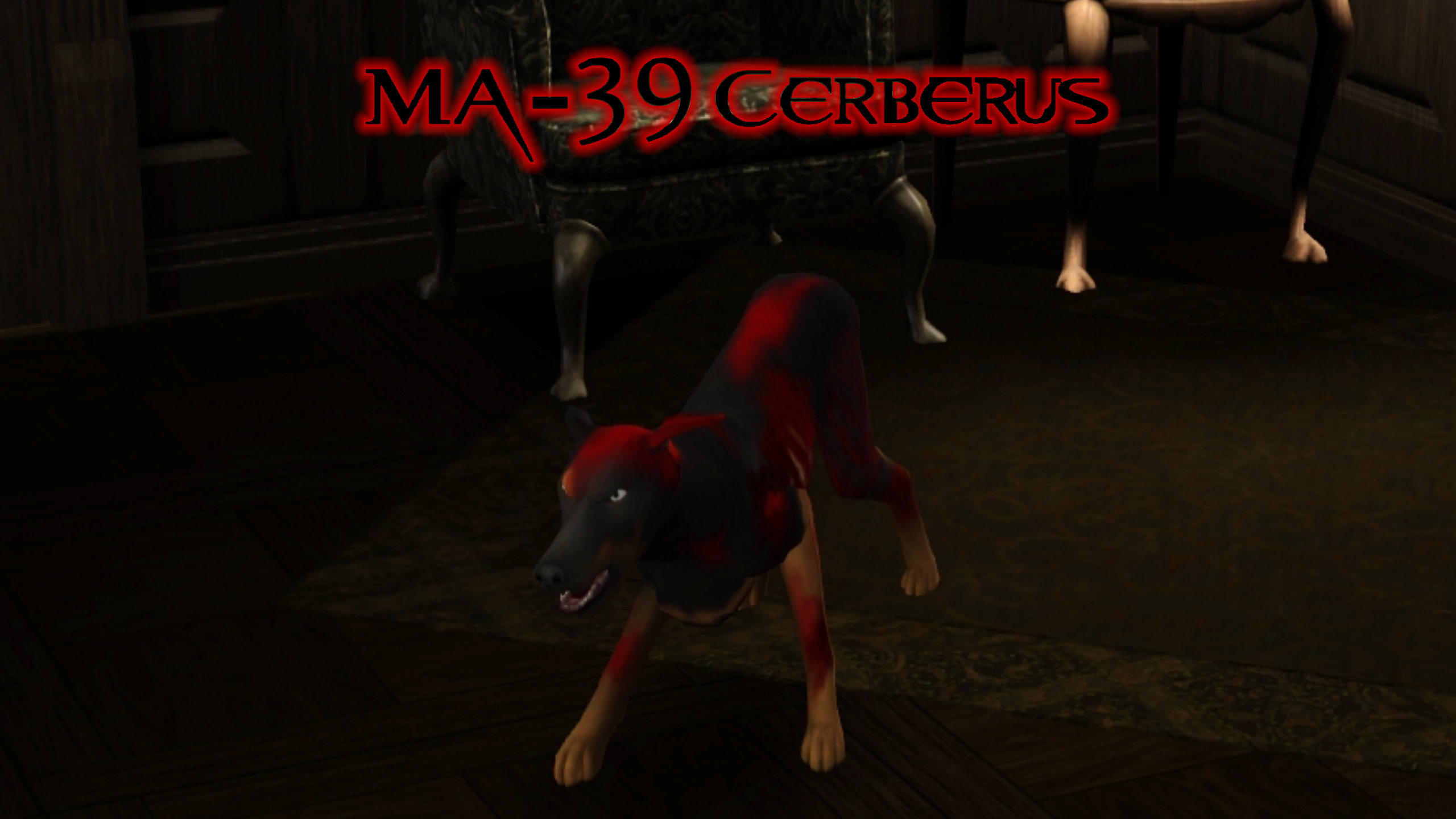 MA-39 Cerberus by Tanis