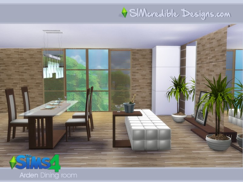 Arden Dining Room  BY SIMcredible!