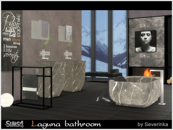 Laguna bathroom by Severinka