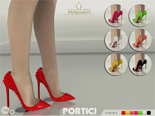 Madlen Portici Shoes by MJ95