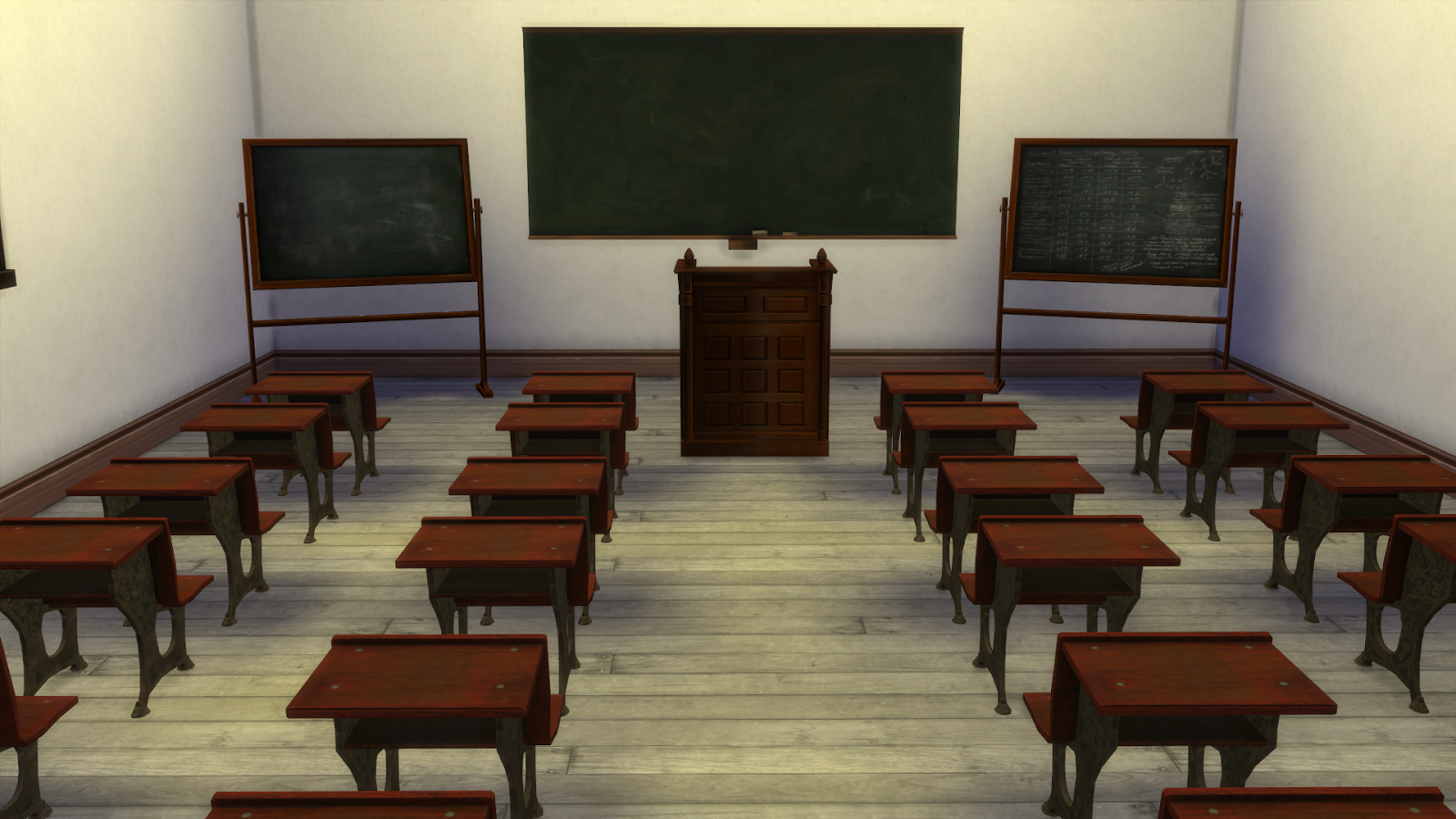 BioShock Infinite Classroom Conversion by Rose