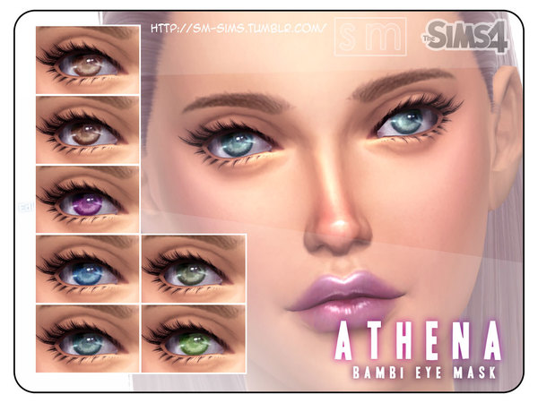 [ Athena ] - Bambi Eye Mask by Screaming Mustard