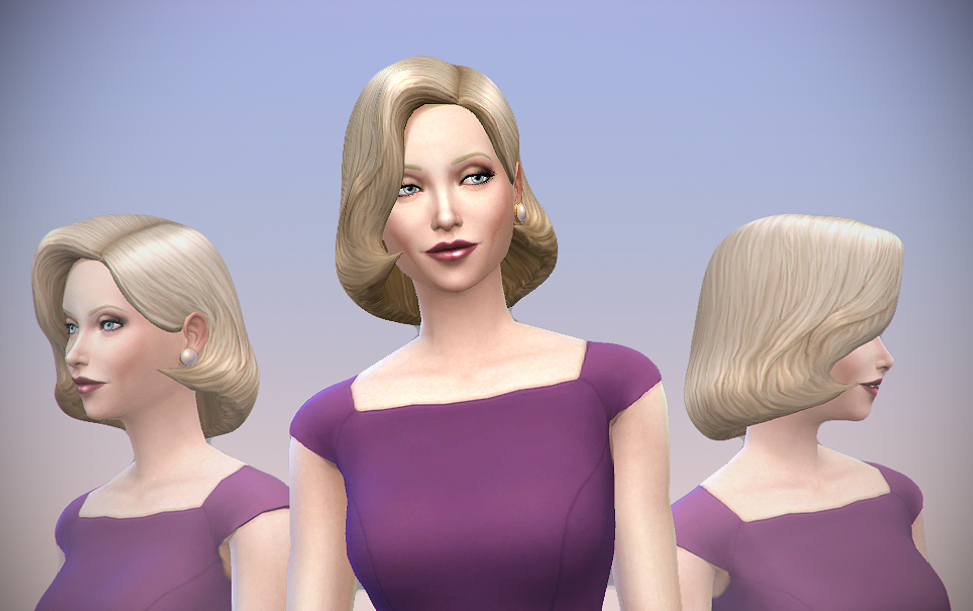 Classy Hair for Females by Delcowebney