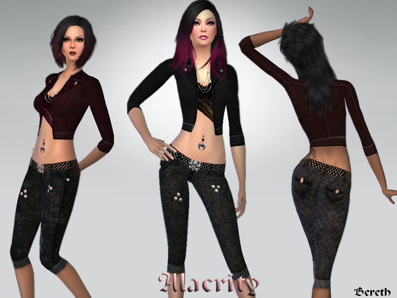 Alacrity, Outfit. BY Bereth