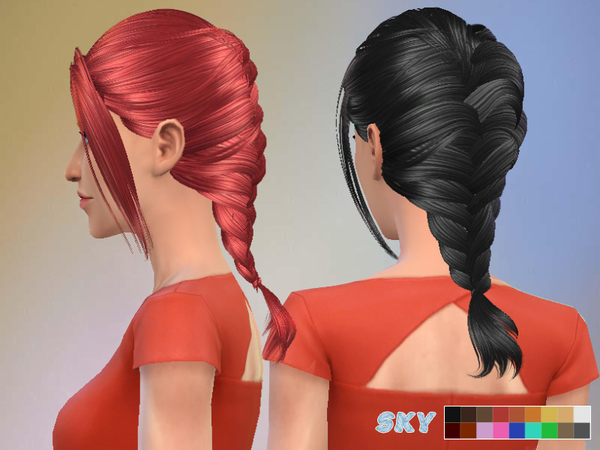 skysims Hair 149