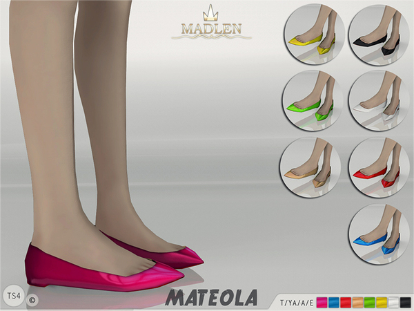 Madlen Mateola Ballet Flats by MJ95