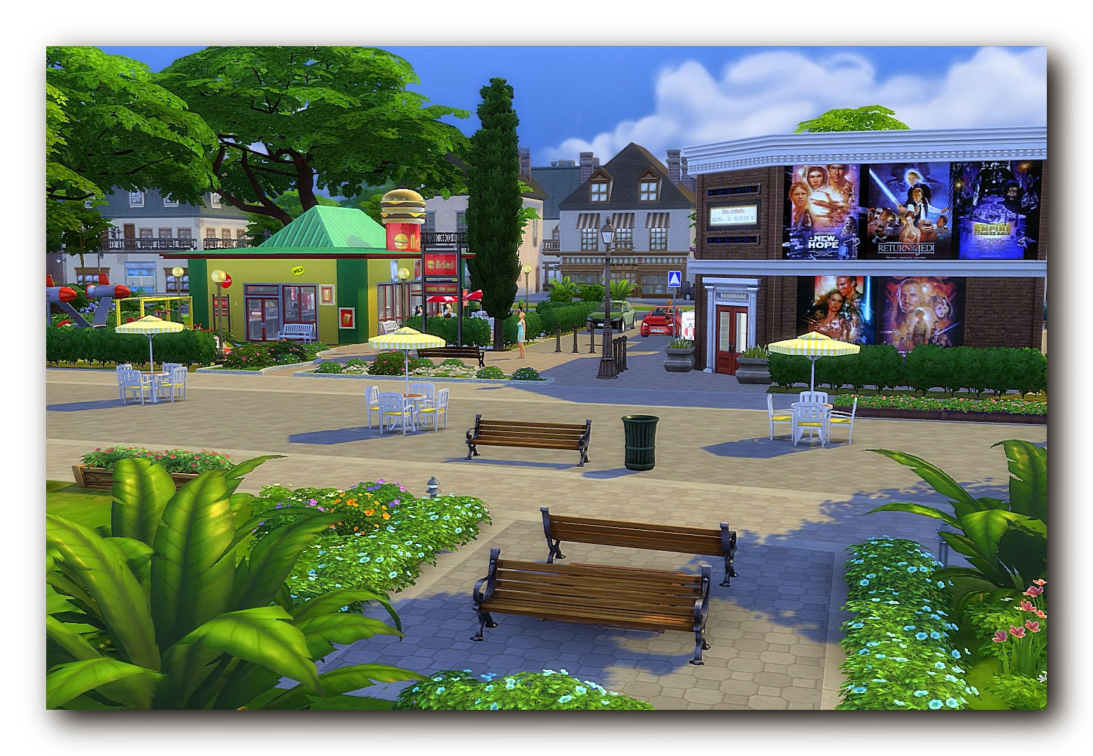 Sims street by Dalila