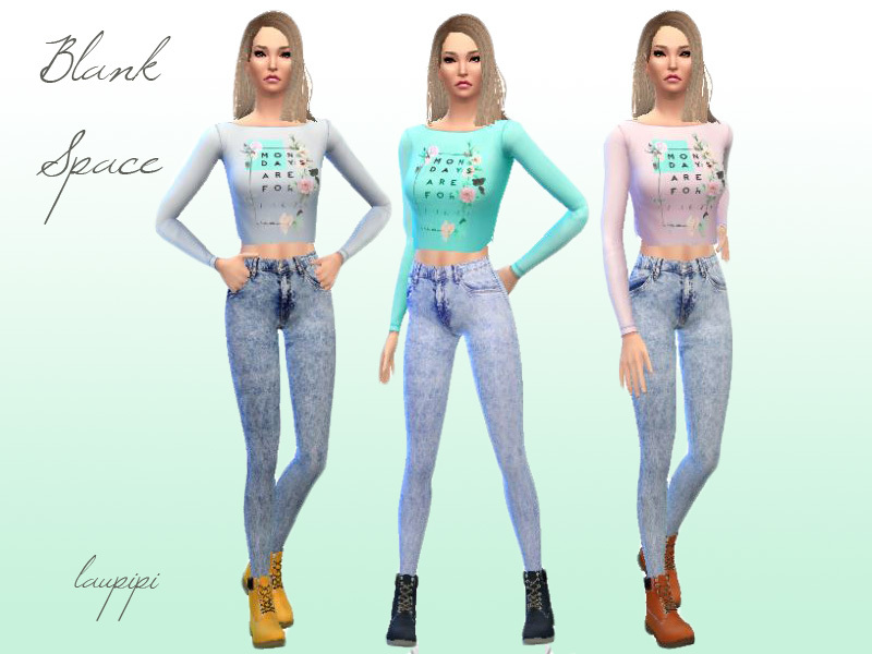 Blank Space Jeans BY laupipi
