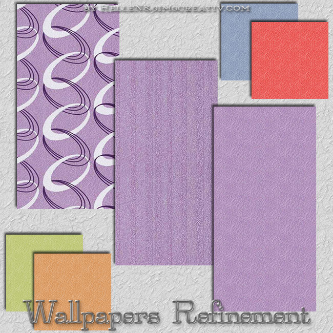 Wallpapers Refinement by Hellen