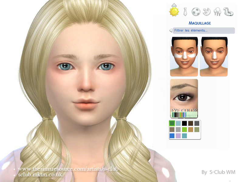 S-Club WM thesims4 eyecolor 07