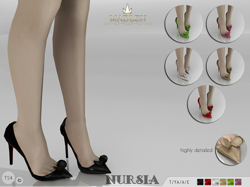 Madlen Nursia Shoes BY MJ95
