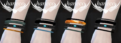 Indian Bangle for Males by Haneco410