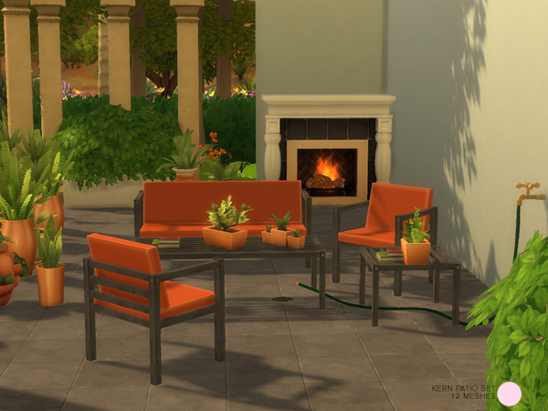 Kern Patio Set by DOT