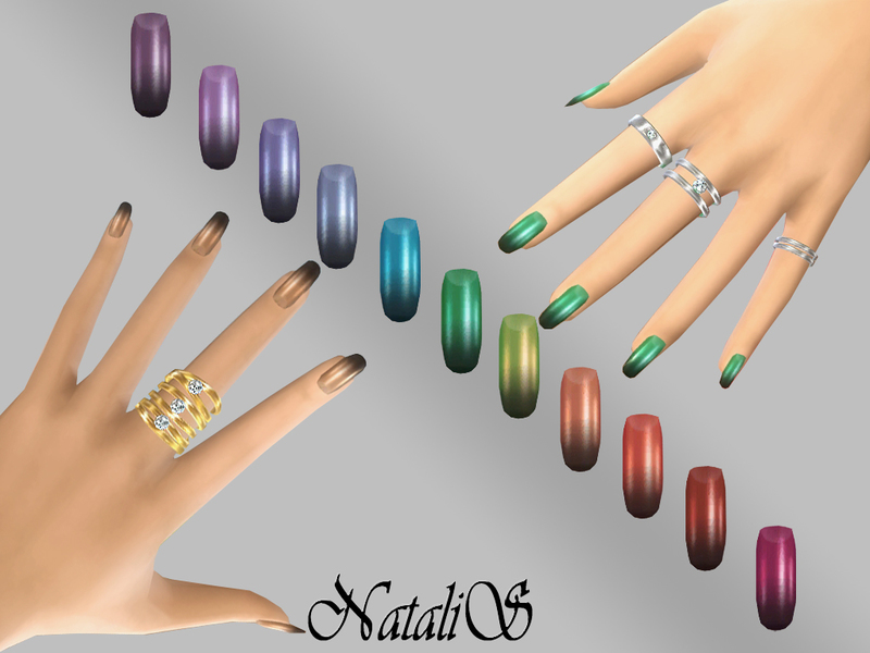 NataliS_Ombre nails FT- FE