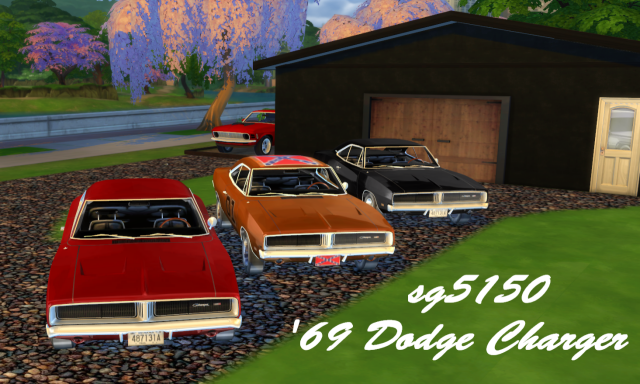 69 Dodge Charger by sg5150