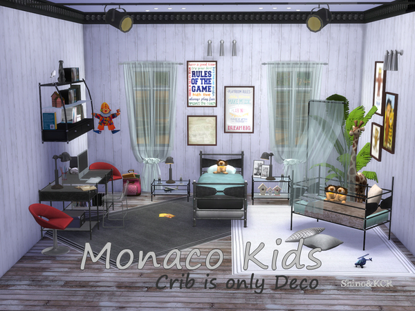 Kids Monaco by ShinoKCR
