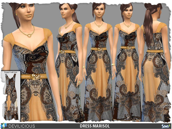 Dress Marisol by Devilicious