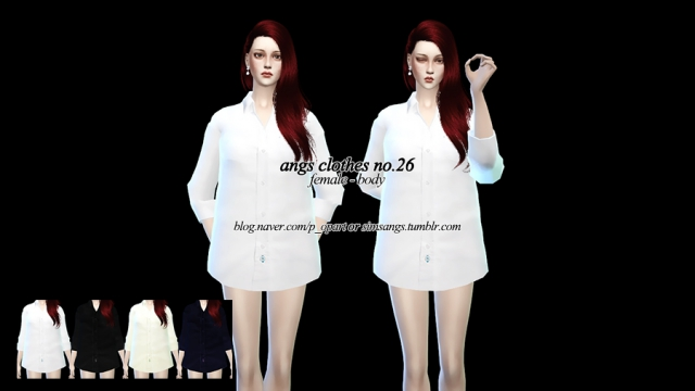 Clothes no.26_Female_Body by Angs