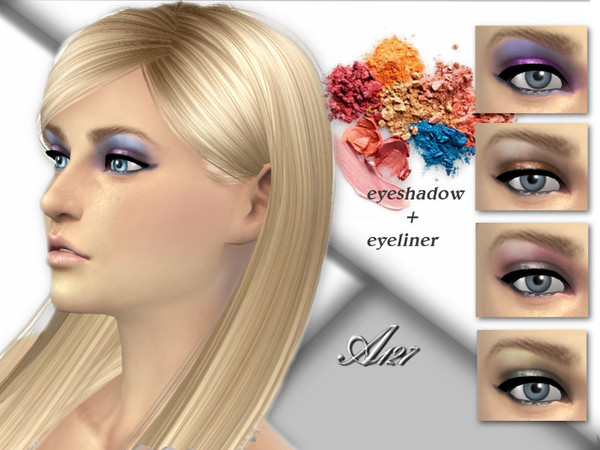 Eyeshadow n002 by altea127