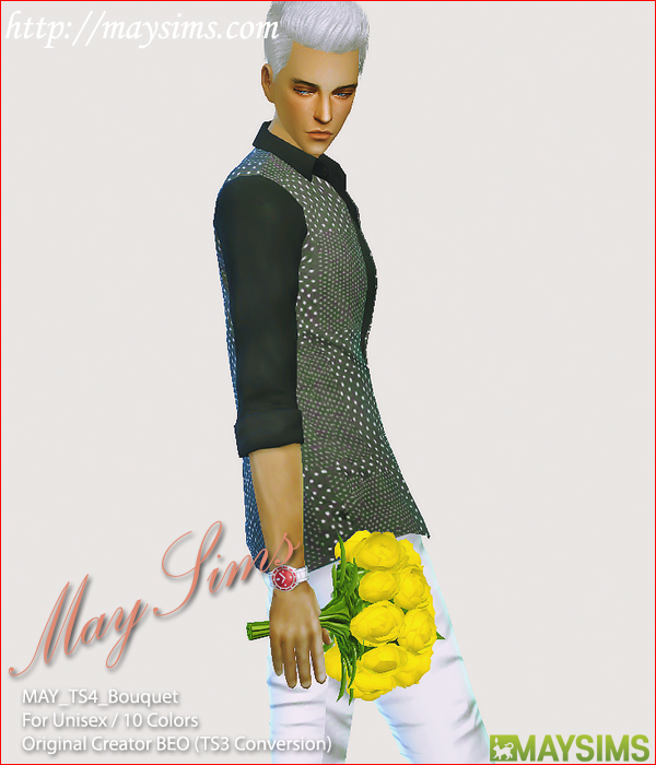 Bouquet by May Sims