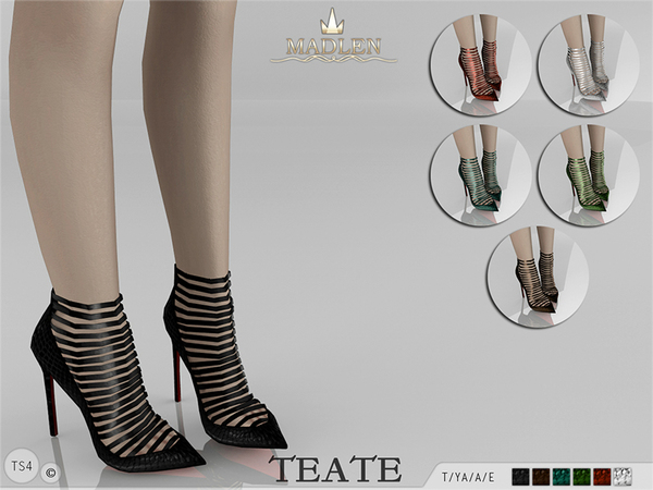 Madlen Teate Shoes by MJ95