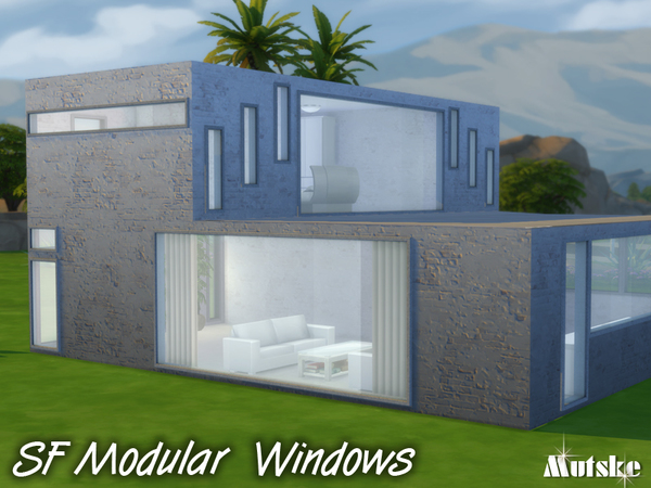 SF Modular Windowset by mutske