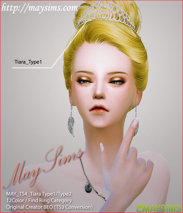 Tiara by May Sims