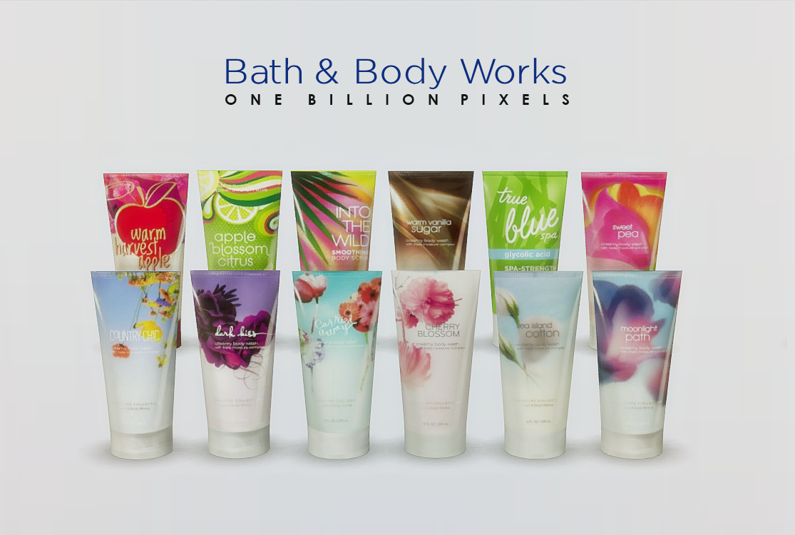 Bath & Body Works Shop and Set by NewOne