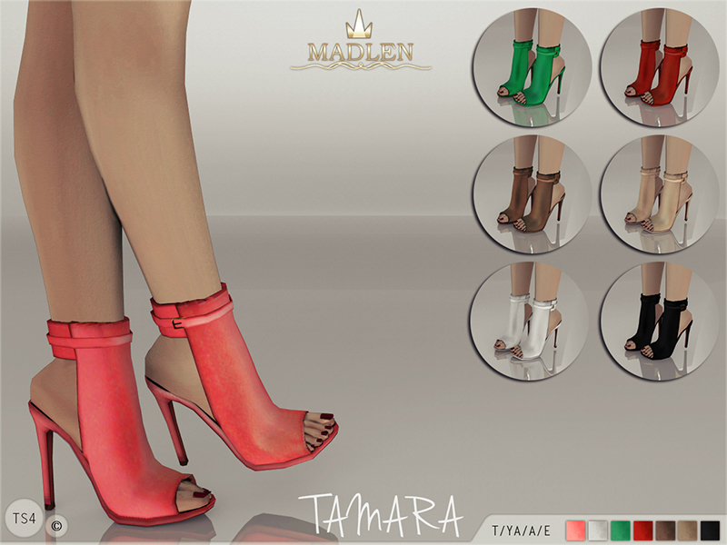Madlen Tamara Boots BY MJ95