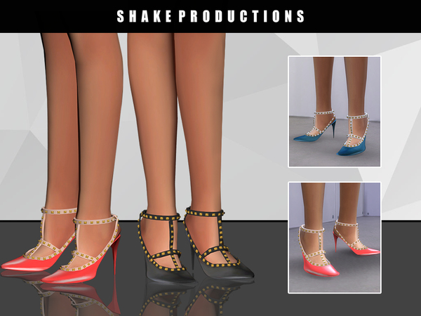 ShakeProductions 16 SHOES