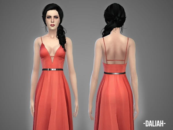 Daliah - gown by -April-