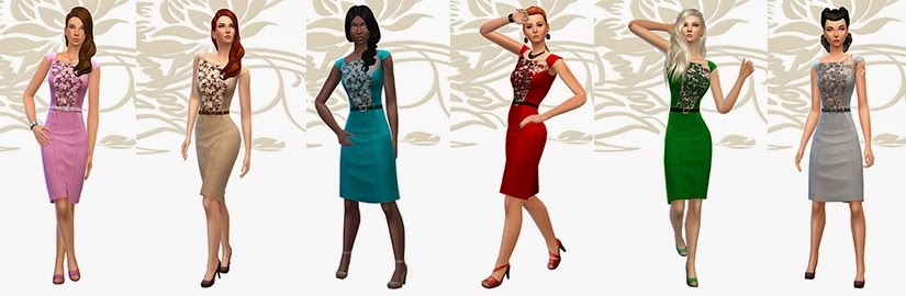 Dresses by Fuyaya