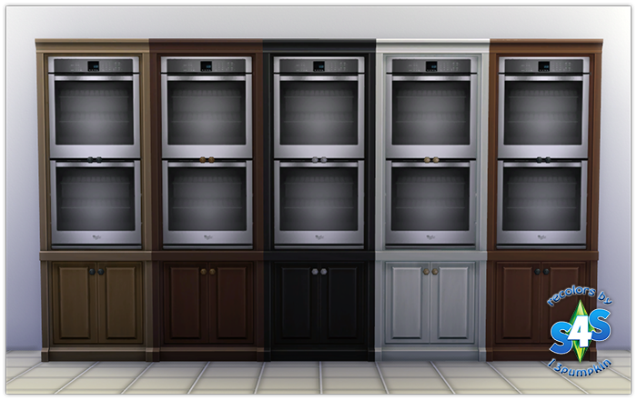 Built-In Ovens & Counter Stove Tops by 13Pumpkin31