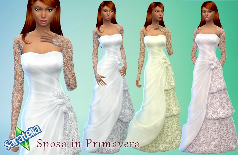 Wedding Dresses by Saratella