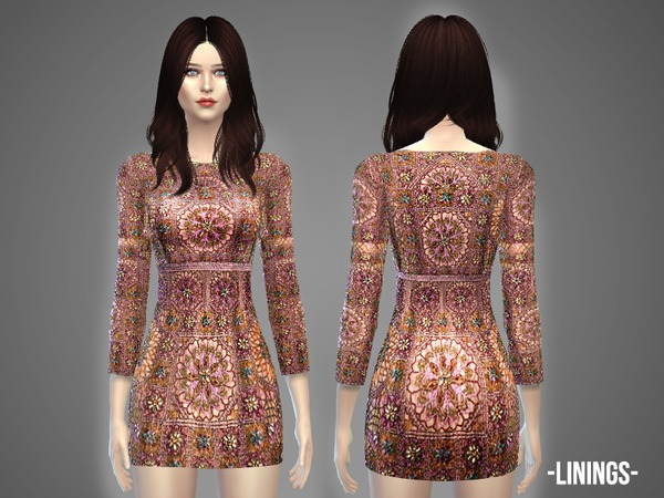 Linings - dress by -April-