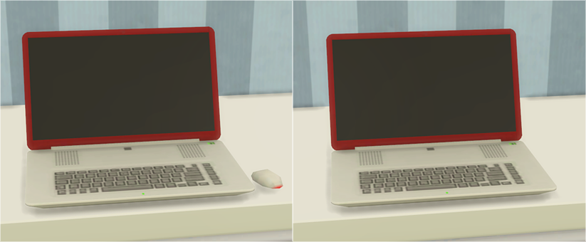 TS3 University Life Laptop by Veranka