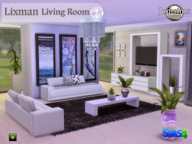Jomsims Creations  Furniture, Living room : LIXMAN livingroom