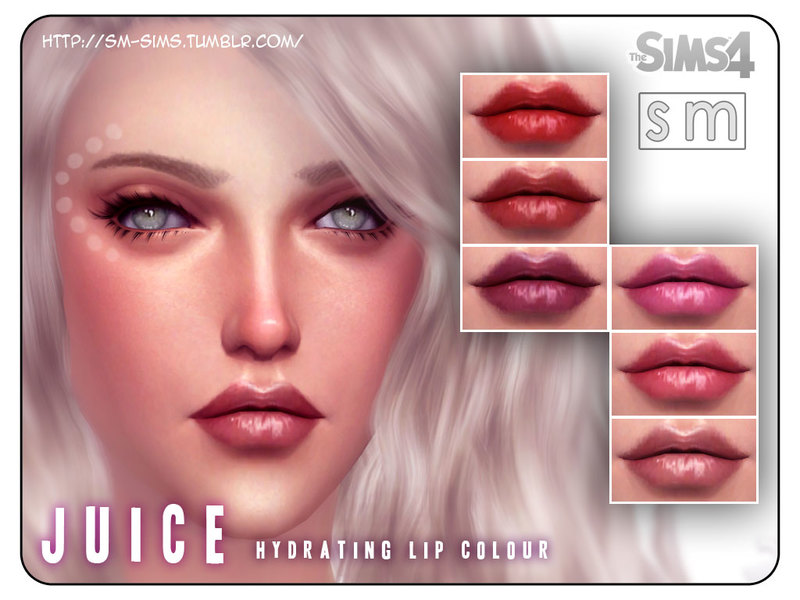 [ Juice ] - Hydrating Lip Colour BY Screaming Mustard